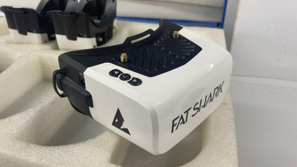 Fat Shark Scout HD FPV-Brille