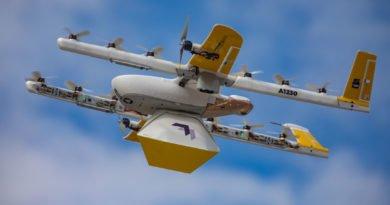 WING steht kurz vor 100.000ster Drohnenlieferung