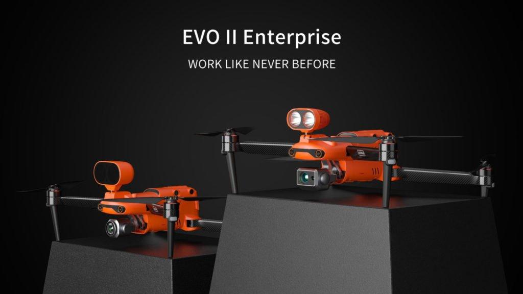 Autel EVO 2 Enteprise Drohnen