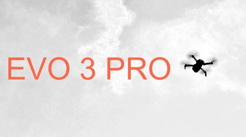 Autel EVO 3 Pro Mockup Teaser