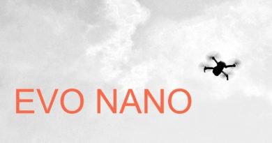 Autel EVO Nano Mockup Teaser